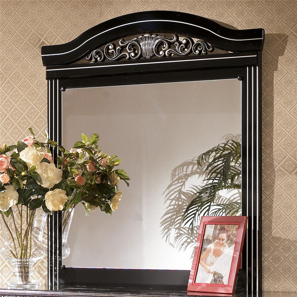 Signature Design by Ashley Constellations Mirror - Item Number: B104-36