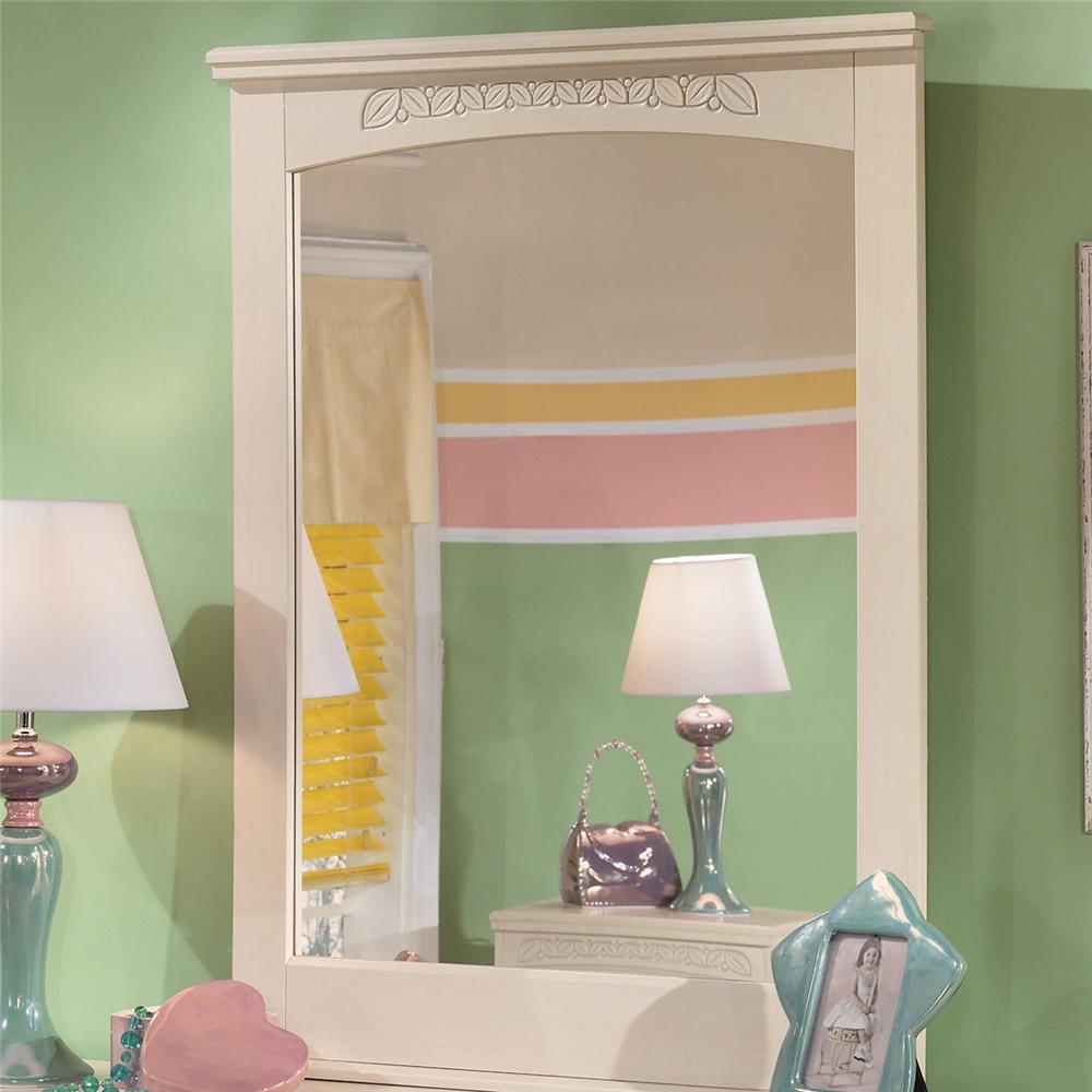 Signature Design by Ashley Cottage Retreat Dresser Mirror - Item Number: B213-35