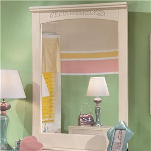 Signature Design by Ashley Cottage Retreat Dresser Mirror