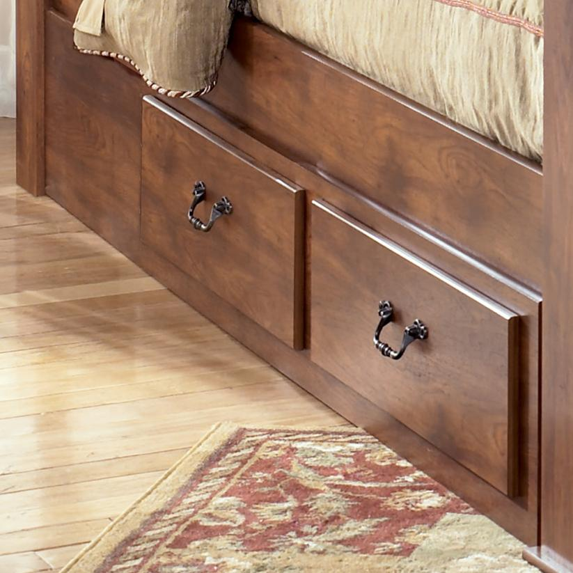 Signature Design by Ashley Timberline Underbed Storage - Item Number: B258-60