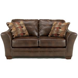 Signature Design by Ashley Furniture Del Rio DuraBlend - Sedona Loveseat