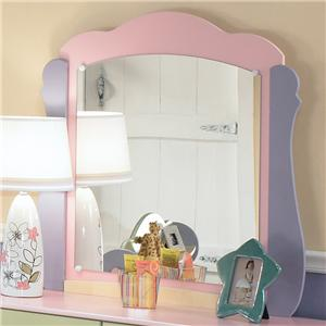Signature Design by Ashley Doll House Youth Mirror