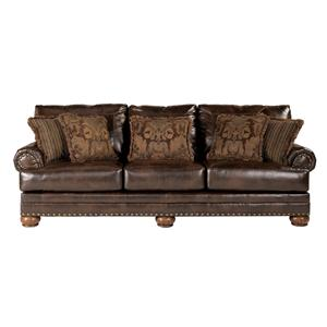 Signature Design by Ashley Chaling DuraBlend® - Antique Sofa