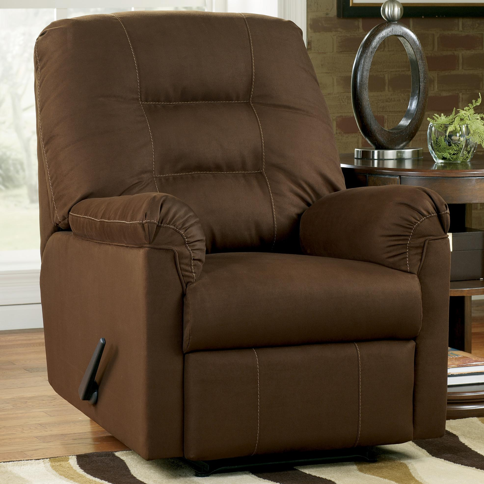 Signature Design by Ashley Harold Point Zero Wall Recliner - Item Number: 7560029