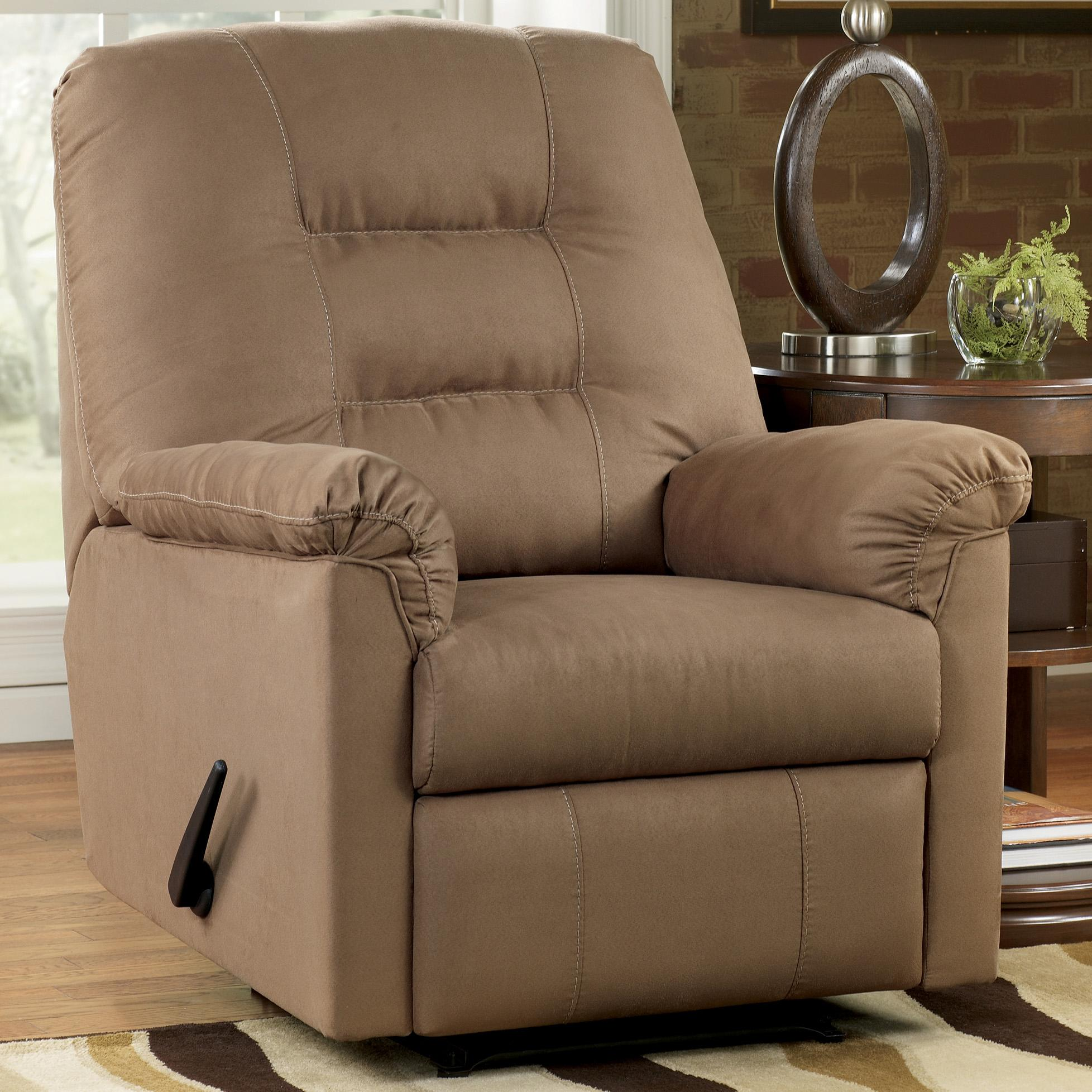 Signature Design by Ashley Harold Point Zero Wall Recliner - Item Number: 7560129