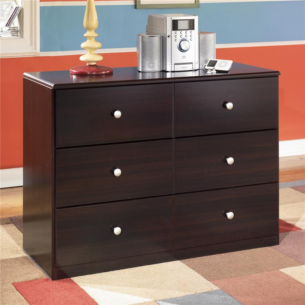 Signature Design by Ashley Embrace Loft Drawer Storage Chest - Item Number: B239-19