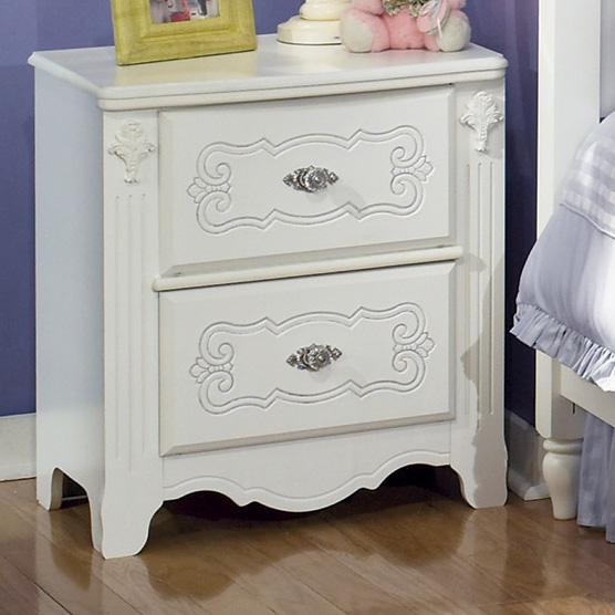 Signature Design by Ashley Exquisite Night Stand - Item Number: B188-92