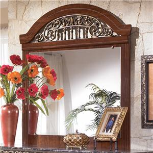 Signature Design by Ashley Fairbrooks Estate Mirror