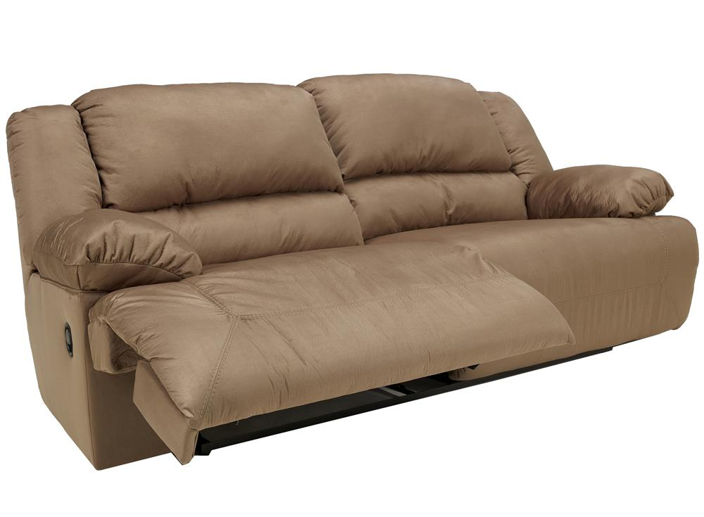Signature design by ashley hogan mocha 5780281 2 seat for Ashley hogan mocha pressback chaise