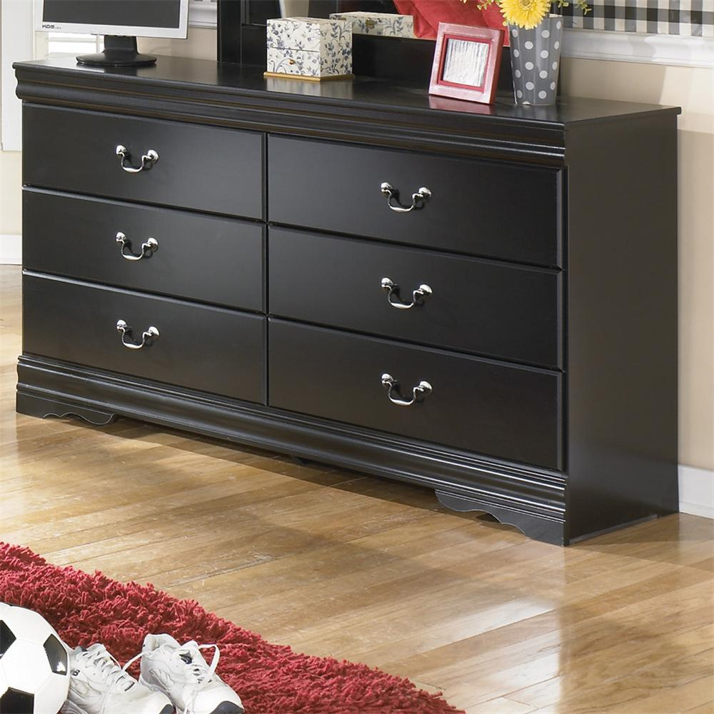 Ashley Signature Design Huey Vineyard B128 31 6 Drawer