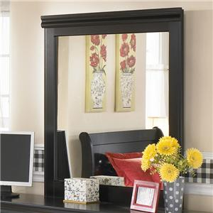 Signature Design by Ashley Furniture Huey Vineyard Mirror