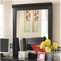 Signature Design by Ashley Huey Vineyard Mirror - Item Number: B128-36