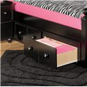 Signature Design by Ashley Jaidyn Underbed Storage - Item Number: B150-60