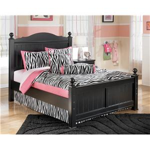 Signature Design by Ashley Jaidyn Full Poster Bed