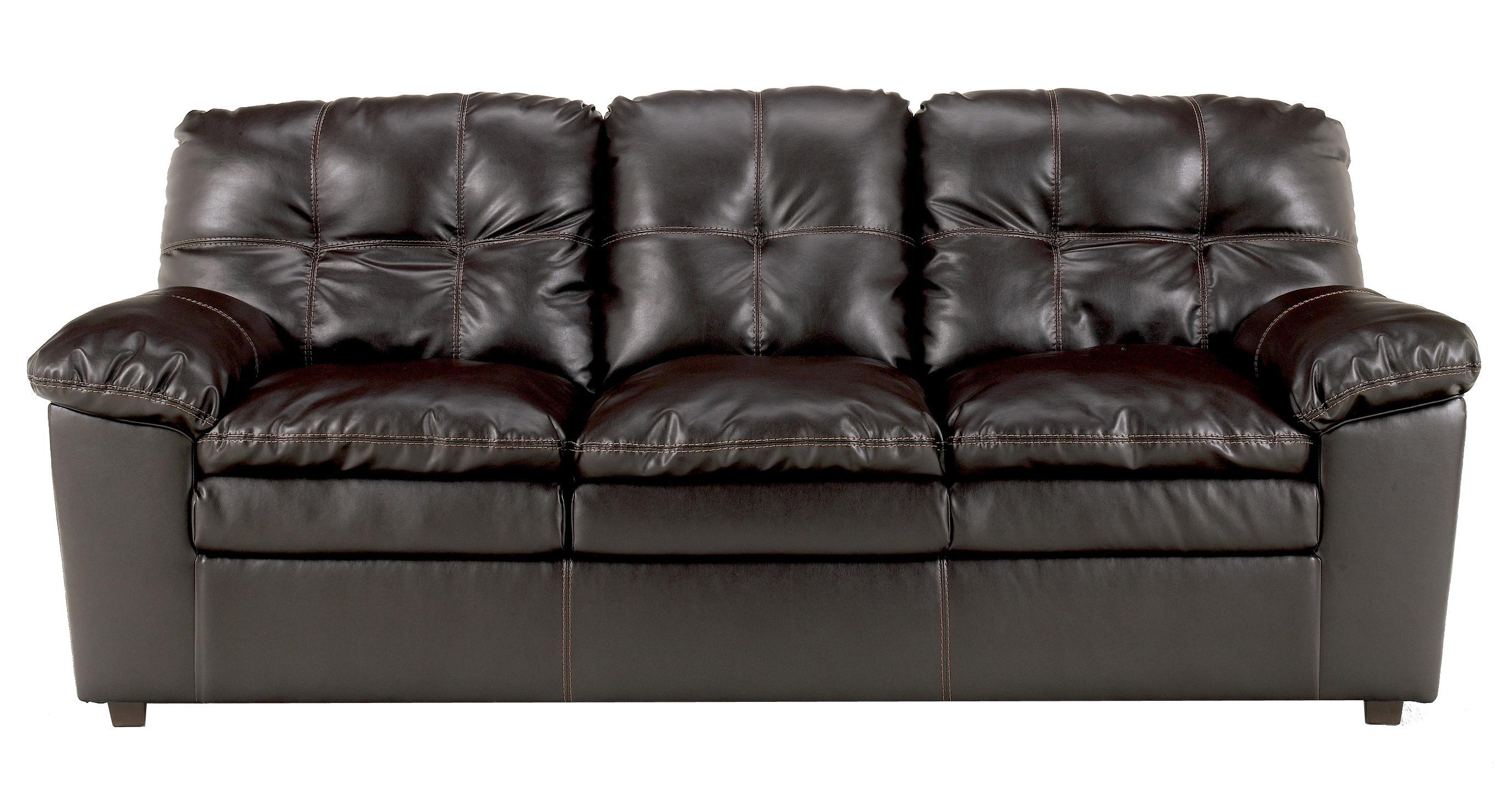 Signature Design by Ashley Jordon DuraBlend - Java Sofa - Item Number: 1230038