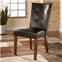 Signature Design by Ashley Lacey Upholstered Side Chair - Item Number: D328-01