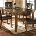 Signature Design by Ashley Lacey Rectangular Dining Table - Item Number: D328-25
