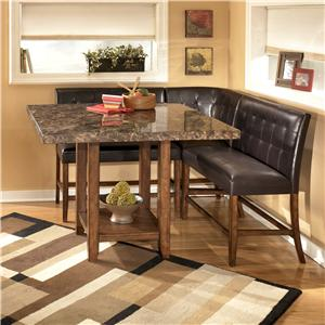 Signature Design by Ashley Lacey 4-Piece Pub Set