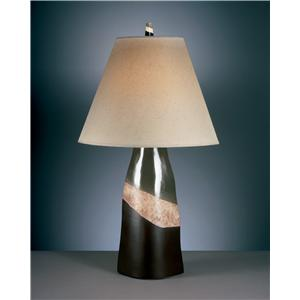 Signature Design by Ashley Furniture Lamps - Contemporary Elita Table Lamp