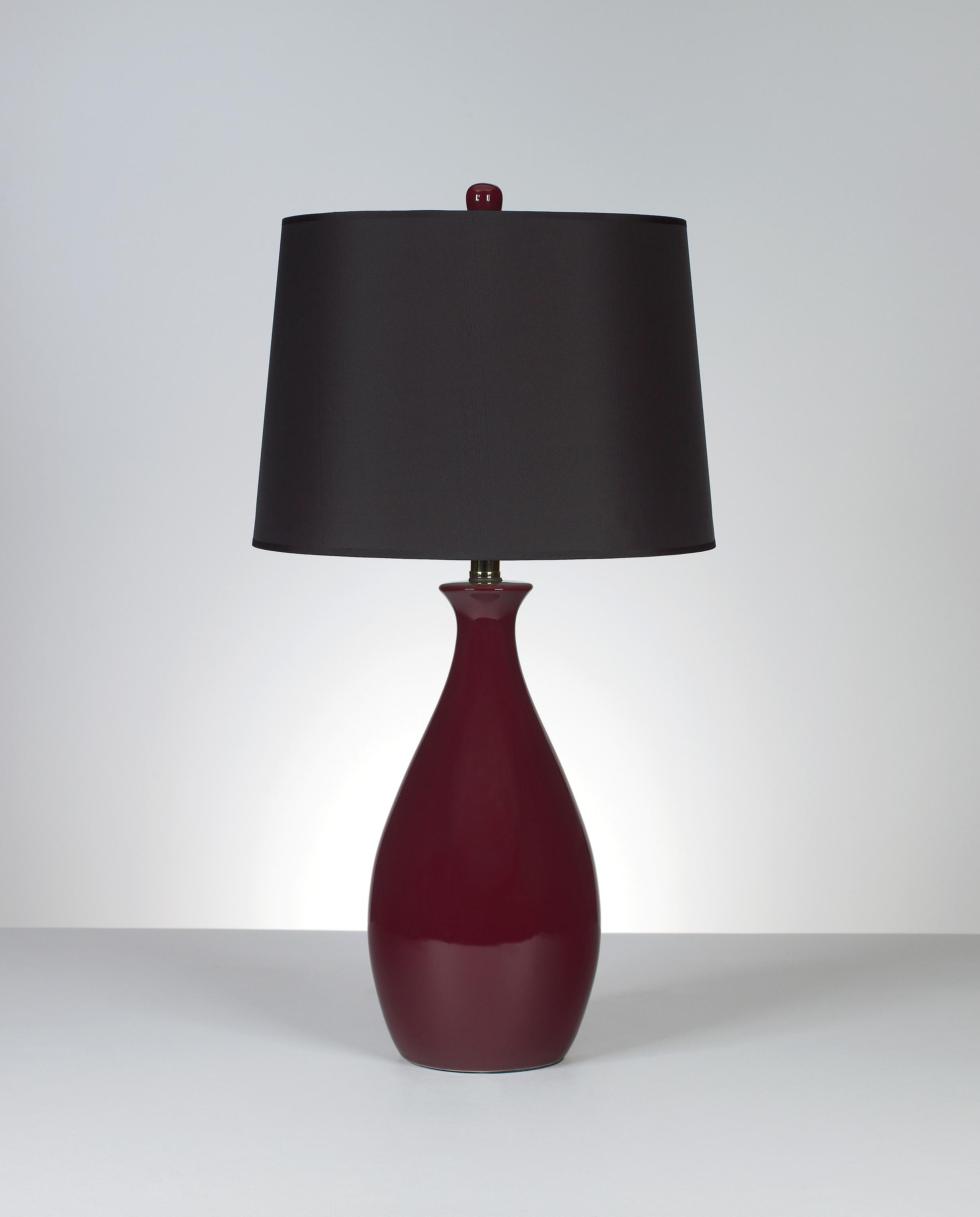 Signature Design by Ashley Lamps - Contemporary Set of 2 Jemma Table Lamps - Item Number: L247014