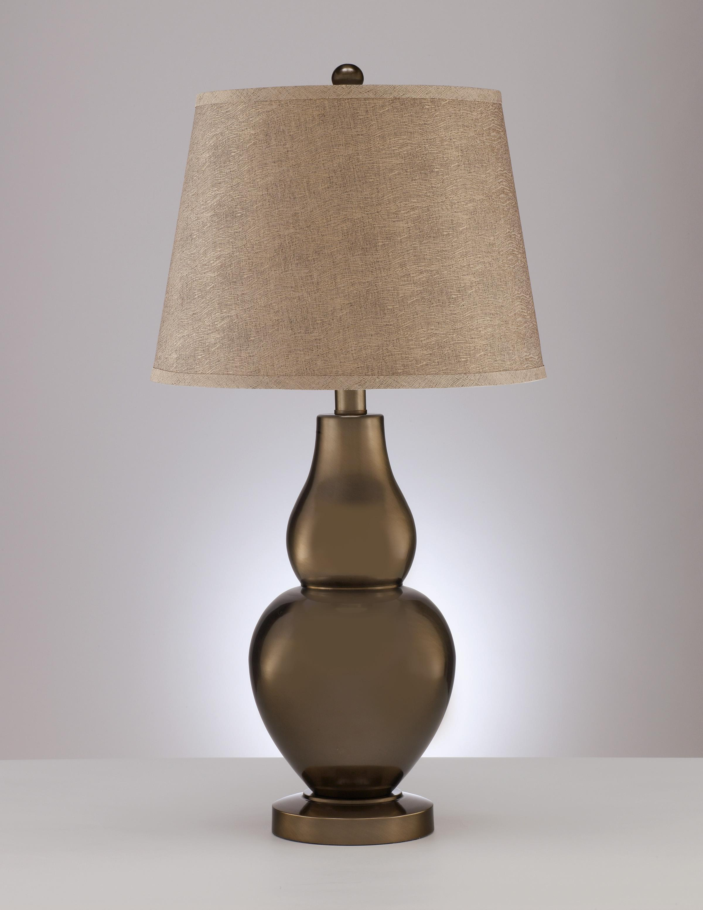 Mavia pair of lamps