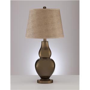 Mavia pair of lamps