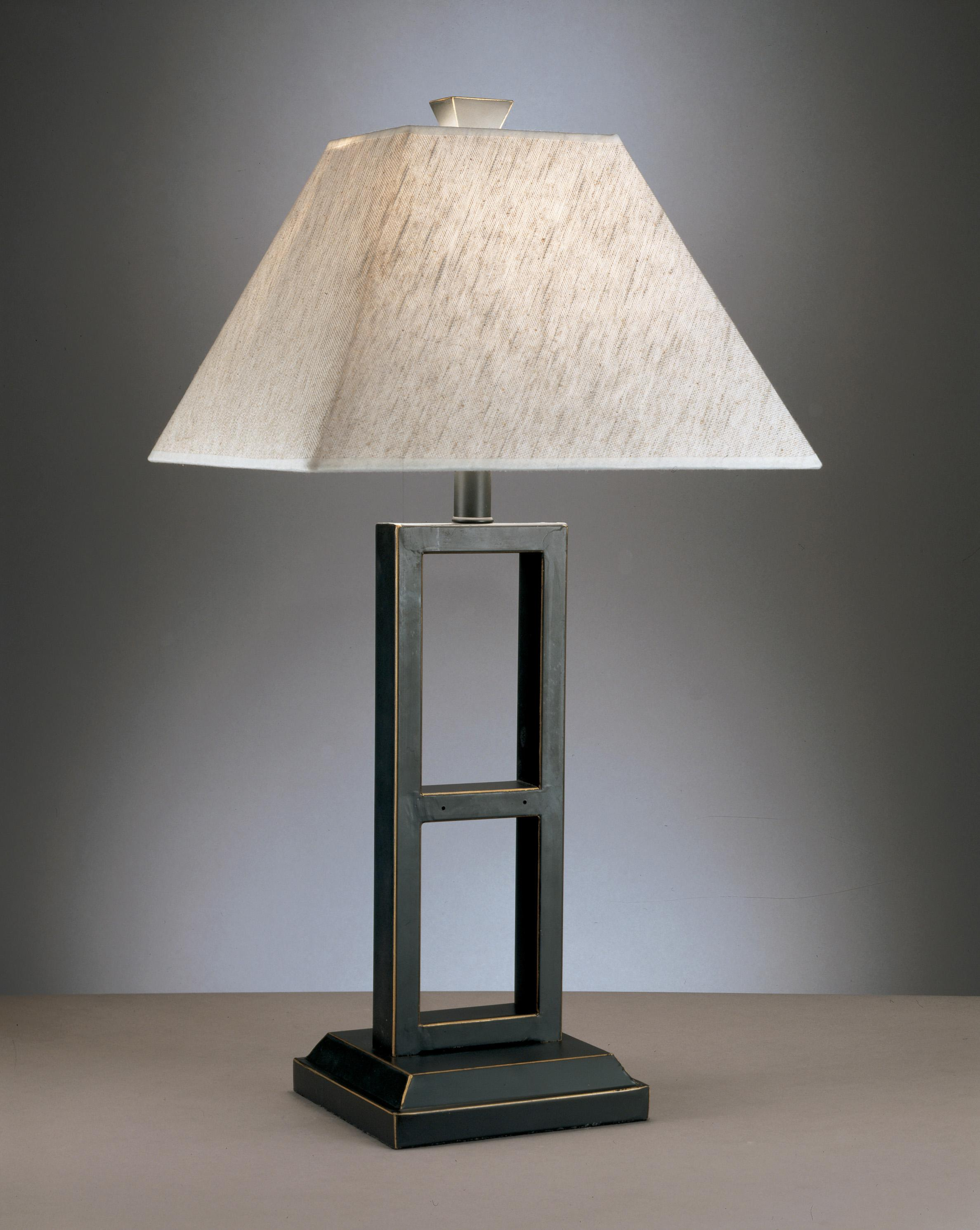 Signature Design by Ashley Lamps - Contemporary Set of 2 Deidra Table Lamps - Item Number: L318924