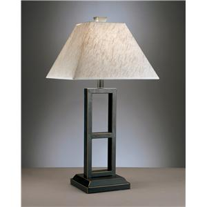 Signature Design by Ashley Lamps - Contemporary Set of 2 Deidra Table Lamps