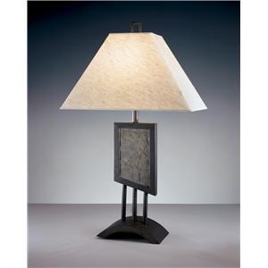 Signature Design by Ashley Furniture Lamps - Contemporary Barretta