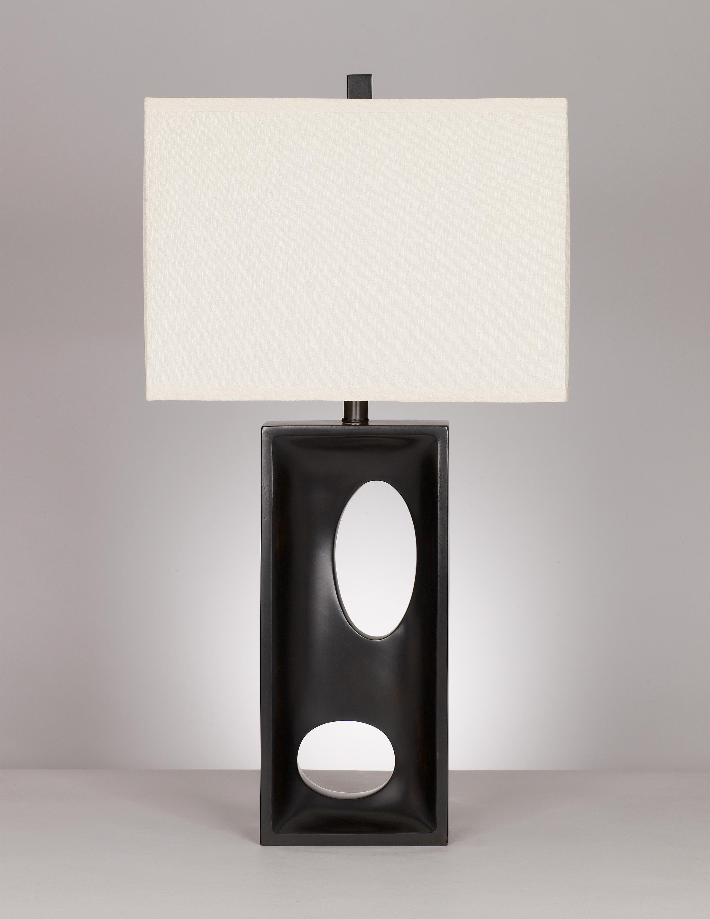 Signature Design by Ashley Lamps - Metro Modern Set of 2 Maxine Table Lamps - Item Number: L409914
