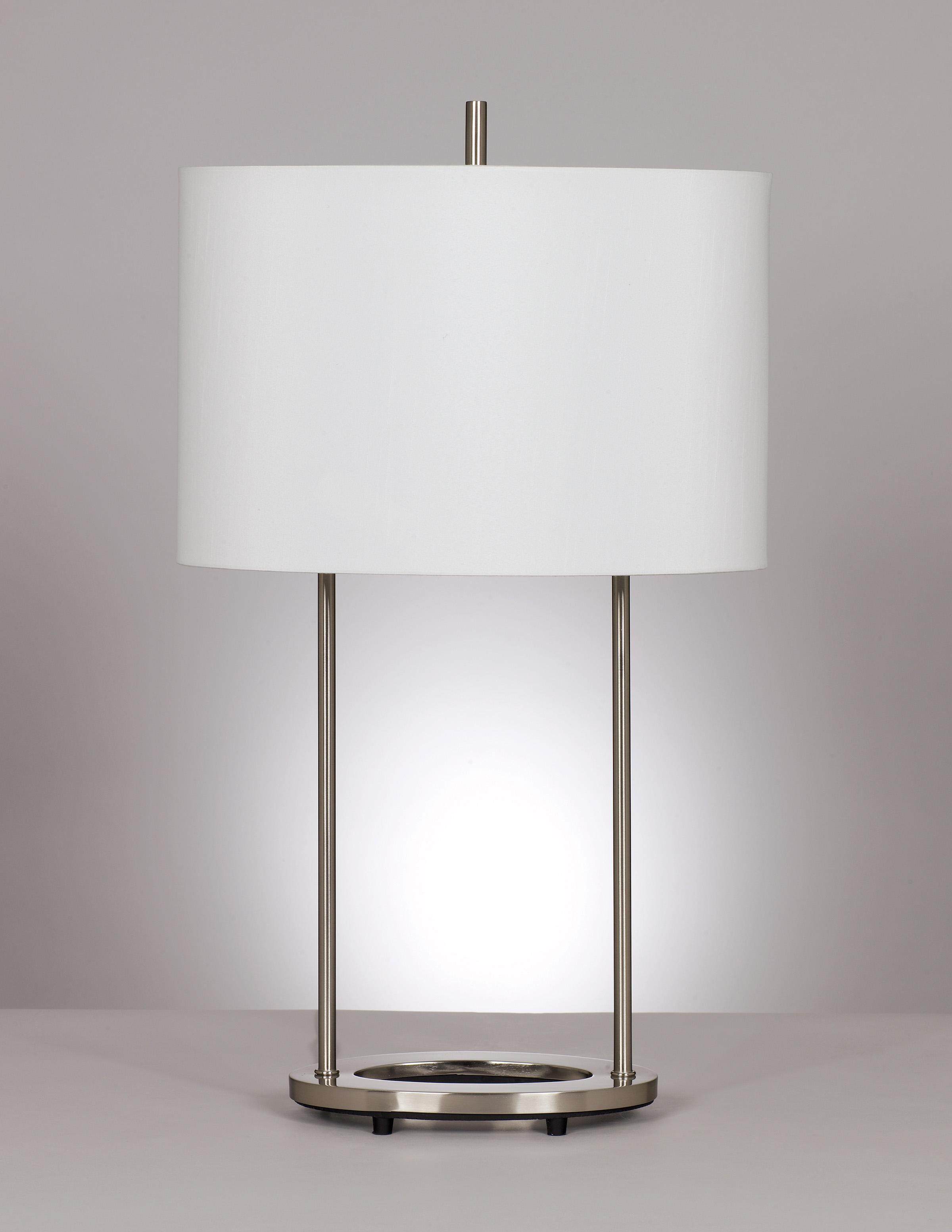 Signature Design by Ashley Lamps - Metro Modern Set of 2 Maisie Table Lamps - Item Number: L413124