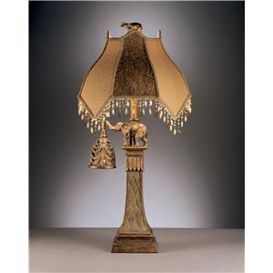 Signature Design by Ashley Lamps - Traditional Classics Set of 2 Dillian Table Lamps