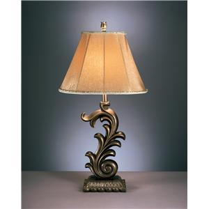 Ashley Signature Design Lamps - Traditional Classics Set of 2 Eliza Table Lamps