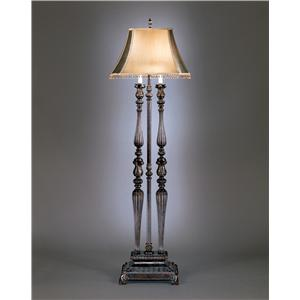 Signature Design by Ashley Lamps - Traditional Classics Floor lamp sold separately