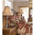 Signature Design by Ashley Lamps - Traditional Classics Mariana pair of lamps