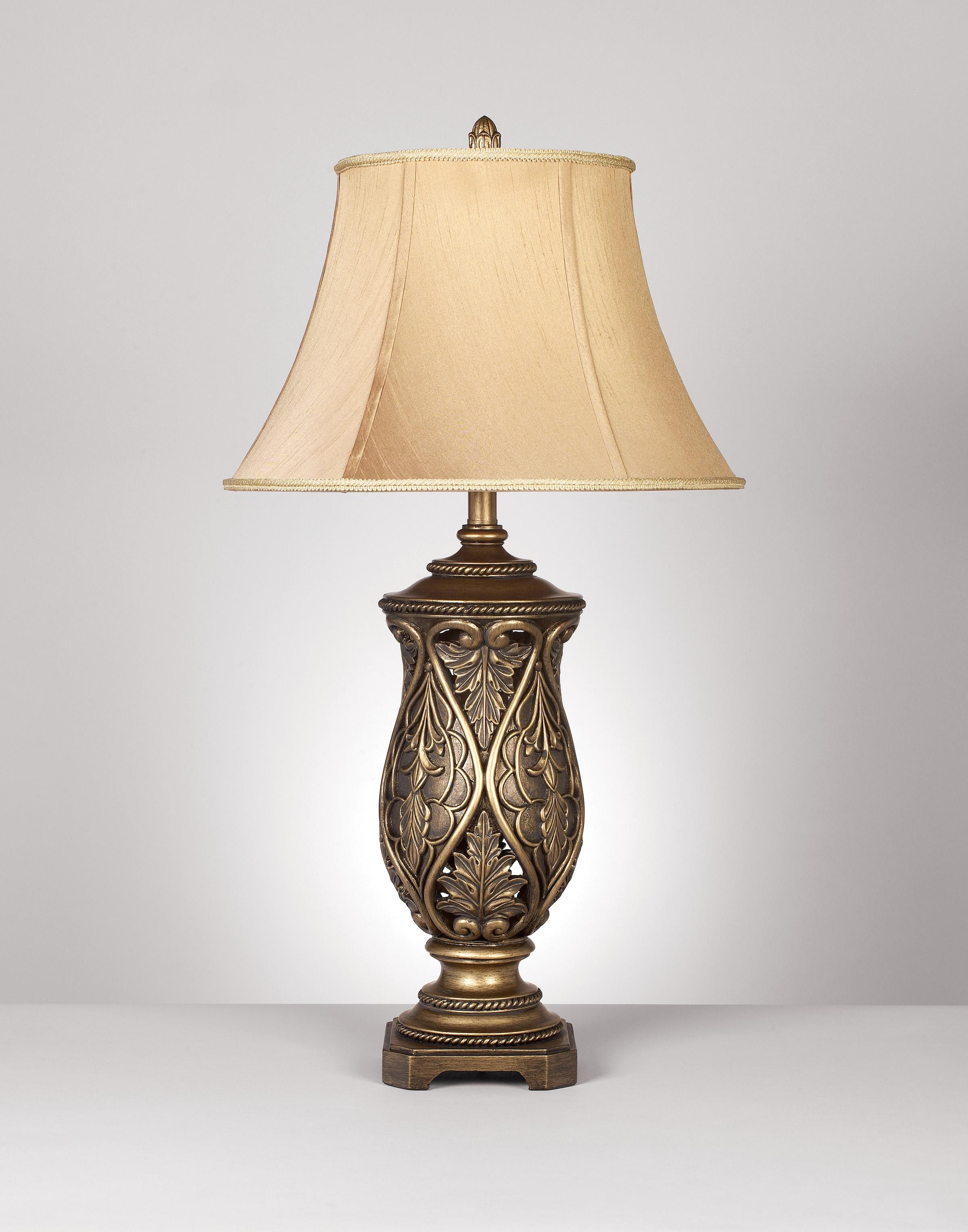 Signature Design by Ashley Lamps - Traditional Classics Katarina pair of lamps - Item Number: L511934
