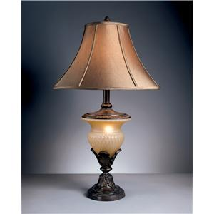 Signature Design by Ashley Lamps - Traditional Classics Set of 2 Danielle Table Lamps