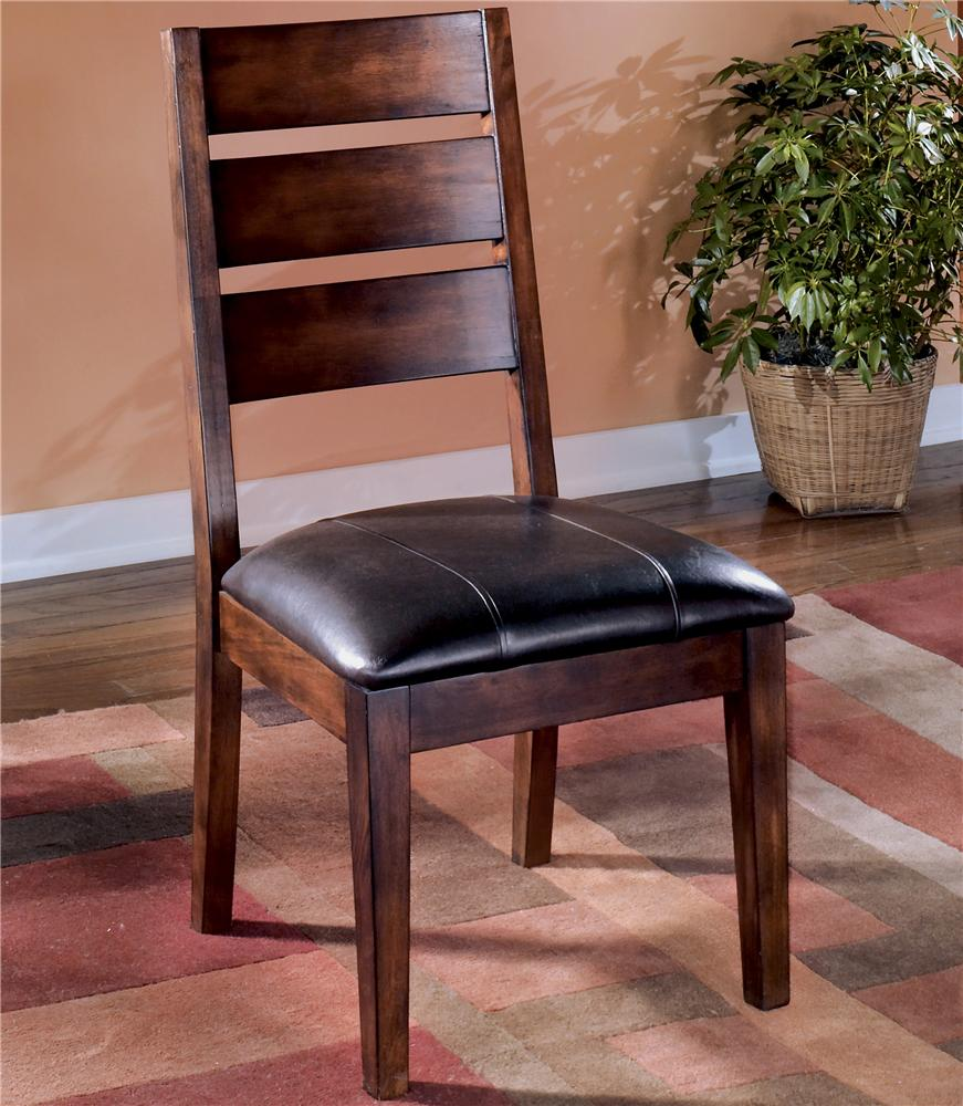 Signature Design by Ashley Larchmont Side Chair - Item Number: D442-01