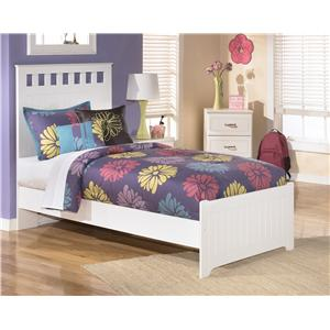 Signature Design by Ashley Lulu Twin Bed