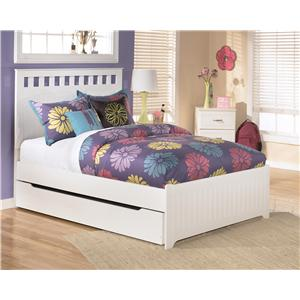 Signature Design by Ashley Lulu Full Bed with Storage/Trundle