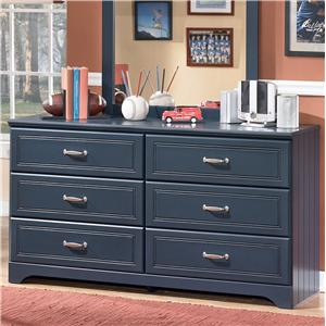 Ashley (Signature Design) Leo Dresser