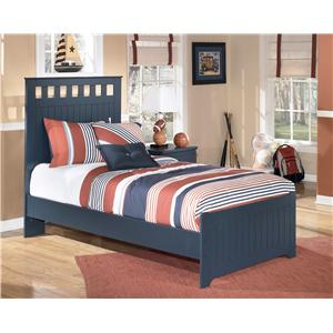 Signature Design by Ashley Leo Twin Bed