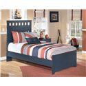 Signature Design by Ashley Leo Twin Bed - Item Number: B103-52+51+82