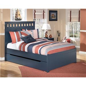 Signature Design by Ashley Leo Full Bed with Storage/Trundle
