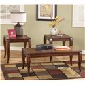 Signature Design by Ashley Mattie 3-in-1 Pack Occasional Tables - Item Number: T317-13