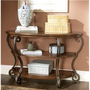Ashley Signature Design Nestor Sofa Table
