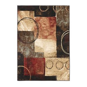 Signature Design by Ashley Furniture Contemporary Area Rugs Manhattan - Midnight Rug