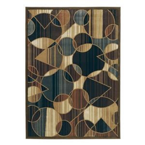 Signature Design by Ashley Contemporary Area Rugs Calder - Sepia Rug