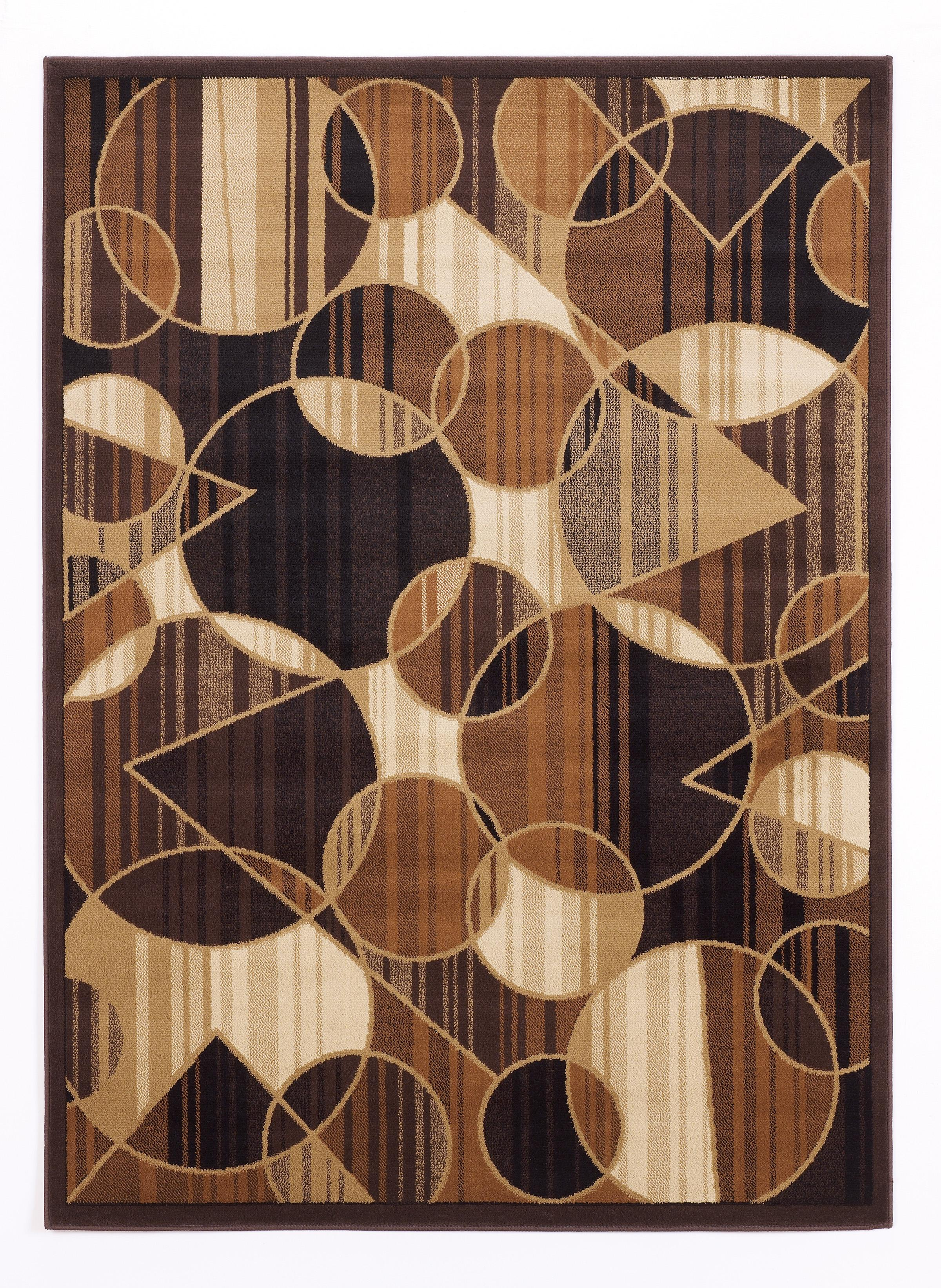 Signature Design by Ashley Contemporary Area Rugs Calder - Multi Rug - Item Number: R135012