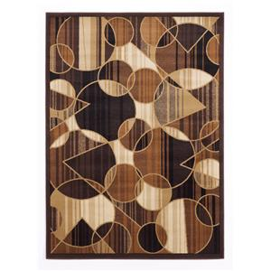 Ashley Signature Design Contemporary Area Rugs Calder - Multi Rug
